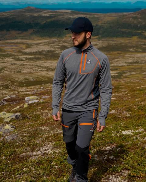 Bilde av Fridtjof Nansen Mellomlagstrøye - Imle