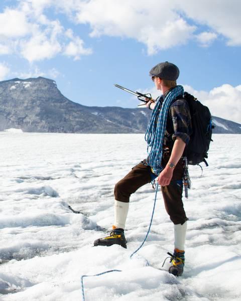 Bilde av Fridtjof Nansen Skinnikkers Brun - Herre